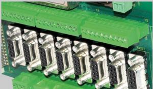 Euro 404 - Flexible Axis connectors