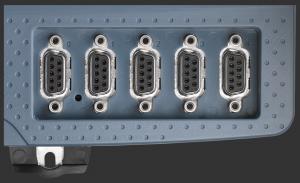 MC405 - flexible ports