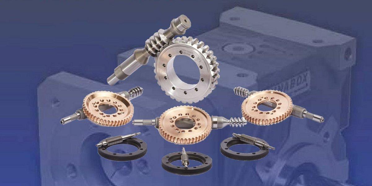 GT-G Dynaset Worm Wheel Sets