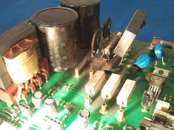 Motion control repairs